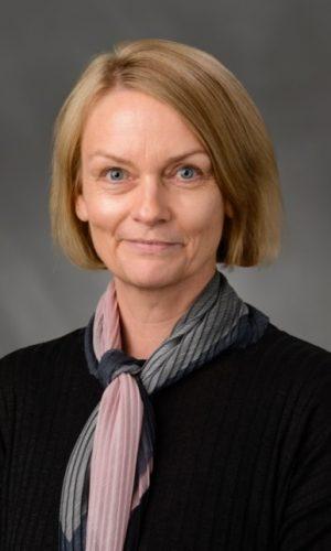 Alice Damgård Nissen - Secretary